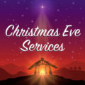 Christmas Eve Service 5:30pm